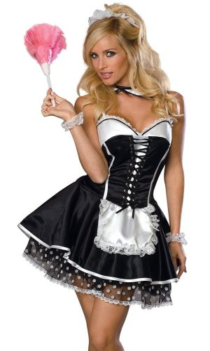 Secret Maid Costume
