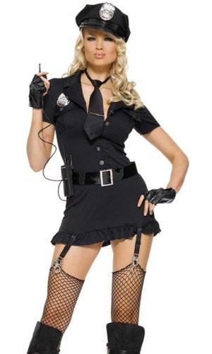 Dirty Cop Dress